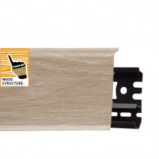 INDO Colour - SAND OAK (INDO Skirting Boards)