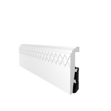 VEGA Model P0911 (VEGA White Skirting Boards)