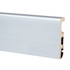INTEGRA Colour - ALUMINIUM (INTEGRA Skirting Boards)